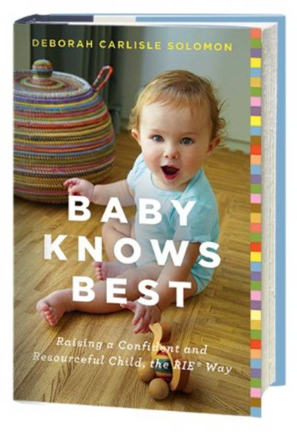 Baby-Knows-Best libro copertina