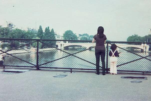 chino otsuka sul ponte