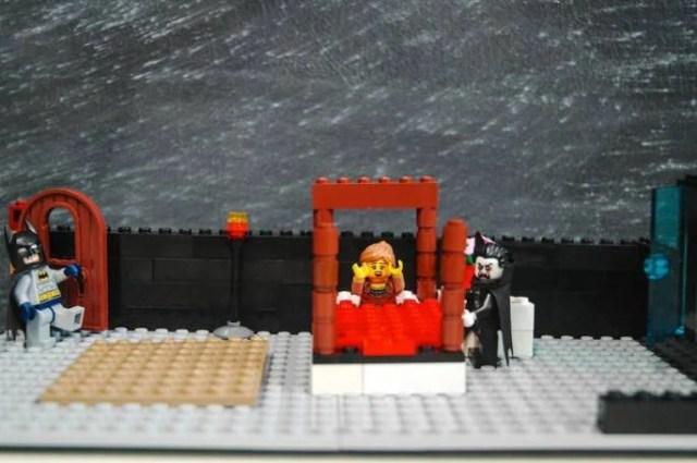 Dracula Lego