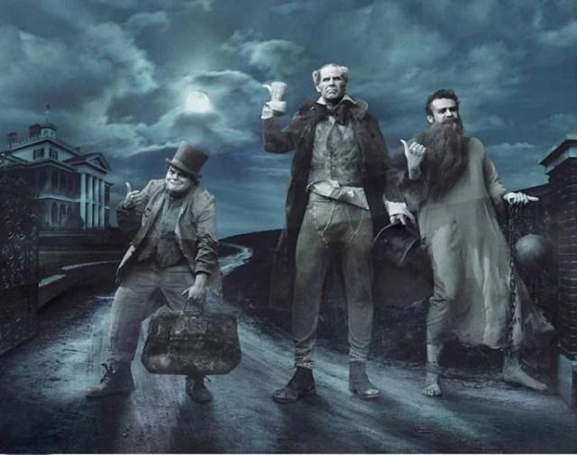 black, farrell, segel i tre fantasmi