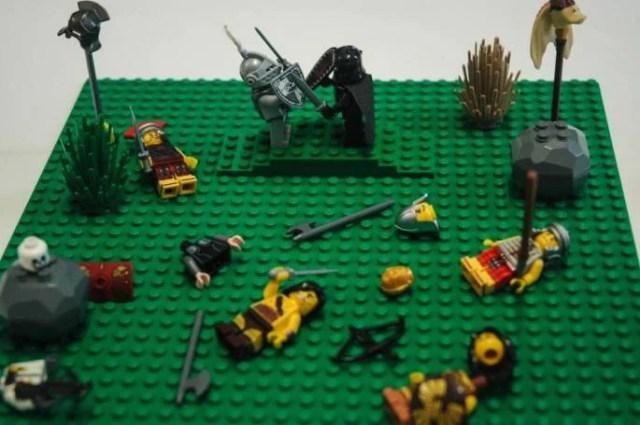 arthù e i cavalieri tavola rotonda