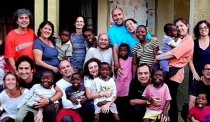 foto famiglie con figli adottivi