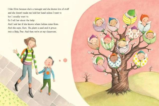 albero dei bambini (the baby tree)
