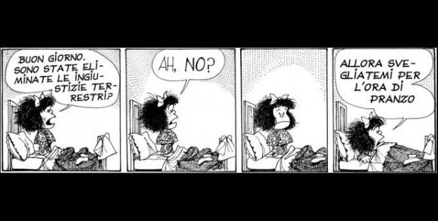 mafalda striscia umoristica