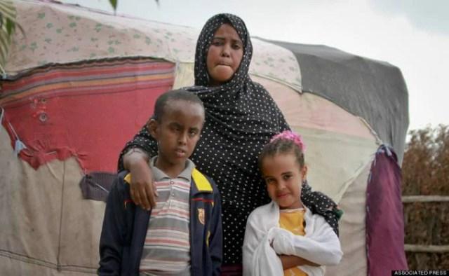 rifugiati in etiopia