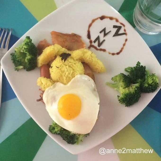 coniglio pasqua fatto con uovo