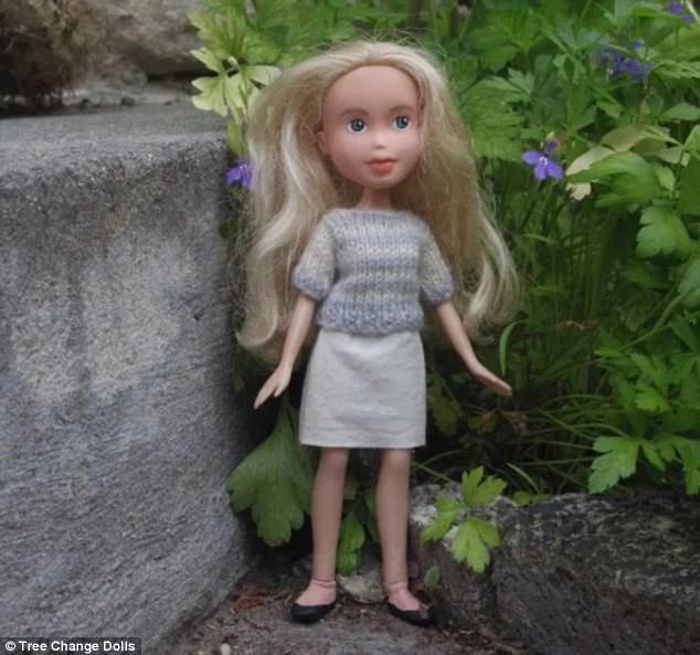 bambola rifatta