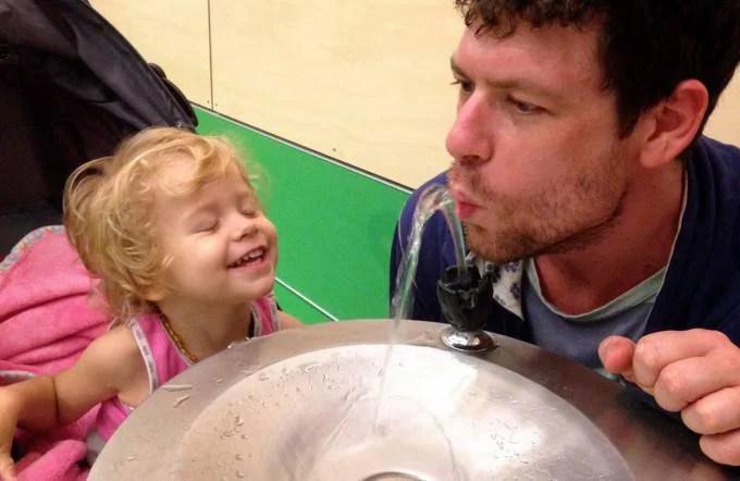 Adam-Koessler e figlia rumer