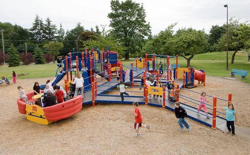 Tutti i bambini hanno il diritto di giocare benvengano i - Parco mamma anna cucine ...