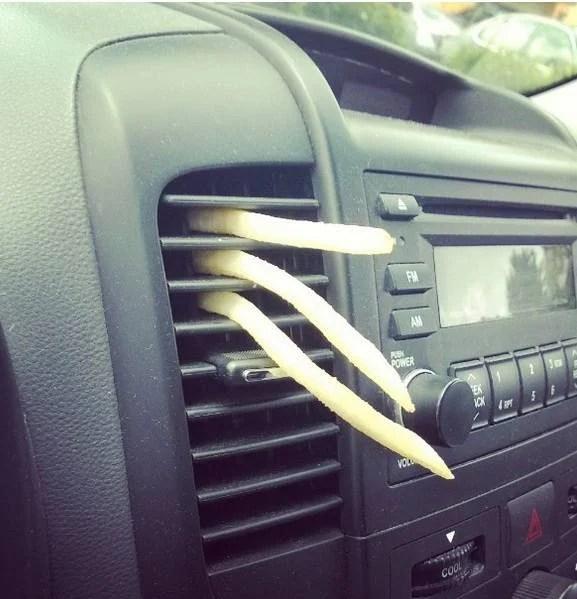 riscaldamento auto