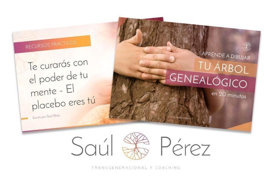 identidad corporativa Saúl Pérez, cómo influye el diseño en tu negocio