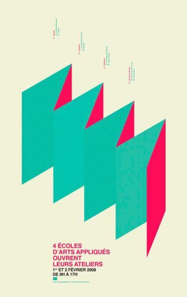 Cartel colores complementarios