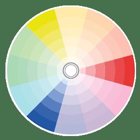 Tríada color