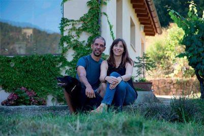 Carla y Pepe de Naturavia