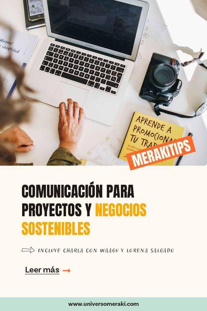 webinar comunicacion para negocios sostenibles