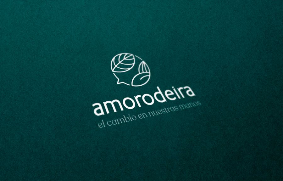 Amorodeira - Naming + branding - Universo Meraki