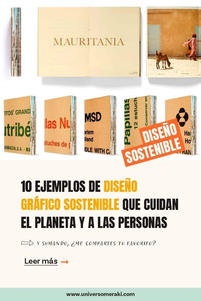10 ejemplos de diseño gráfico sostenible que cuidan del planeta y de las personas