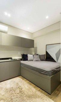 O quarto de hóspedes também é escritórioFoto: Marcelo Donadussi / Divulgação Leia mais: https://oglobo.globo.com/ela/decoracao/cozinha-preta-iluminacao-cenica-sao-detalhes-que-dao-sofisticacao-apartamento-de-solteiro-21351321#ixzz4hb31hwcK stest