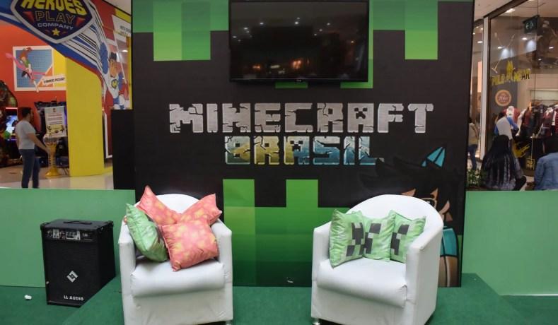 Arena Minecraft Brasil: Diversão Garantida!