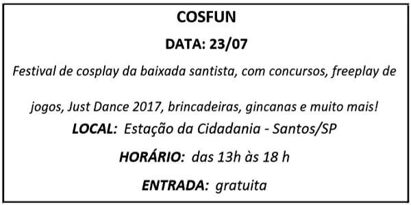 23 COSFUN - Agenda
