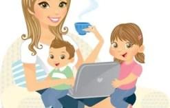 mae e filhos - Eu, Meus Filhos E Os Games
