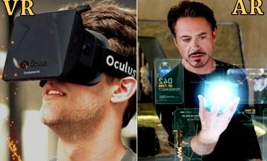 realidade virtual aumentada - O Que É Realidade Virtual E Aumentada?