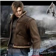 Anime PU Faux Fur Jacket S 3XL Leather Unisex RE4 RESIDENT EVIL 4 LEON KENNEDY S 300x300 - Feliz 20ª Aniversário Resident Evil! (Parte 2)