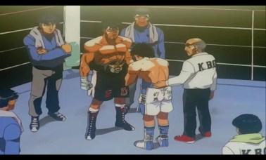 capassss - Spoiler ao Molho Contexto: A Dificuldade em Aceitar Derrota em Hajime no Ippo - 1x58