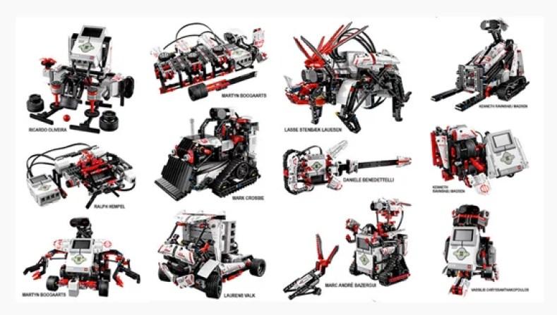 FIGURA 1 LEGO Mindstorms - LEGO Mindstorms: Uma Forma Legal E Divertida De Aprender Sobre Tecnologia