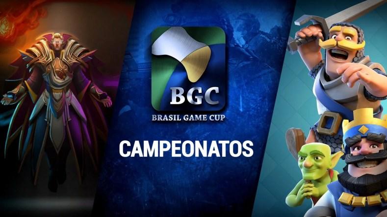 campeonatos - BGC 2017: Os Campeonatos Confirmados!