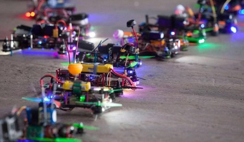 BGC 2017: A Área Drone Racing