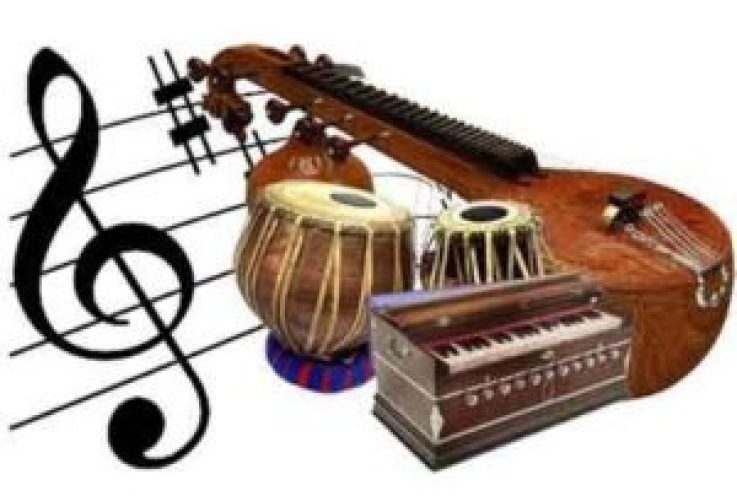 hindustani classical instrumental music 500x500 300x202 - A História da Música: Tendências Musicais - Parte 2