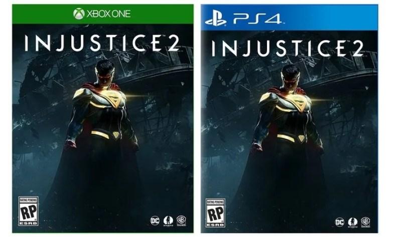 oportunidade injustice2 - Sorteio: Injustice 2 Para Xbox One Ou PS4!