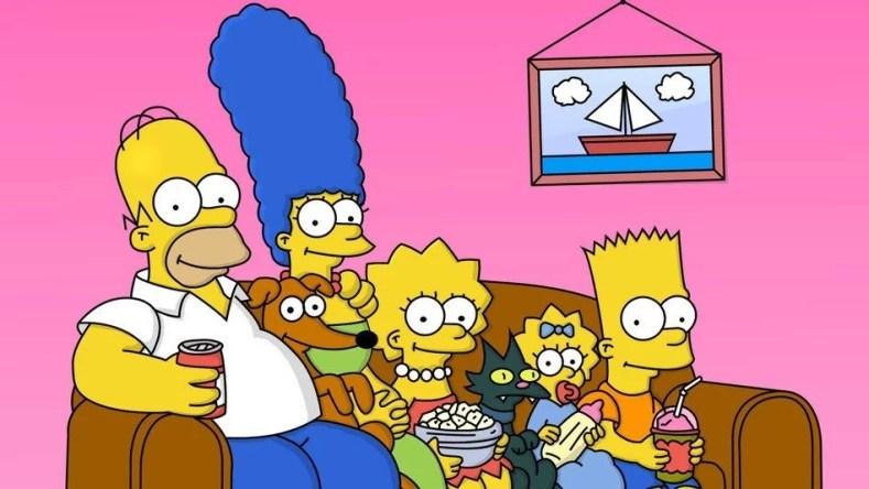 """Figura 1 - Os Simpsons De """"A"""" À """"Z"""": Uma Breve Introdução, Personagens Principais E Curiosidades"""