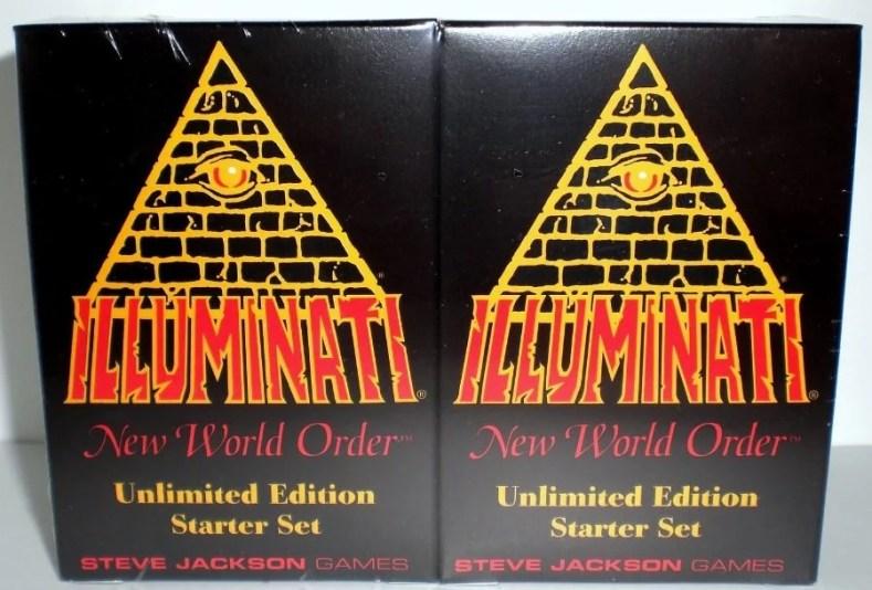 iluminati - Card Games: Cultura Nerd Esquecida? - Parte 1
