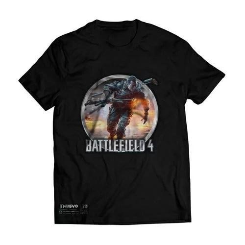 premio camisa battlefield4 - E3 2017: Conferência Electronic Arts + Prêmio!