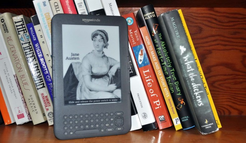Kindle: As Vantagens Do eBook Da Amazon