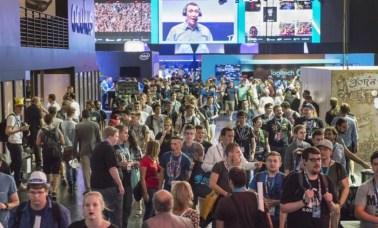 area entretenimento - Gamescom 2017: Área De Entretenimento