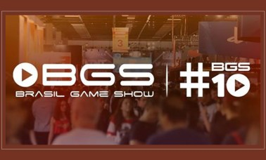 bgs10 - Estaremos Na Brasil Game Show 2017!