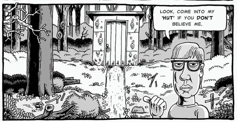 figura 2 - Meu Amigo Dahmer... A História Mais Perturbadora Desde Jack, O Estripador!