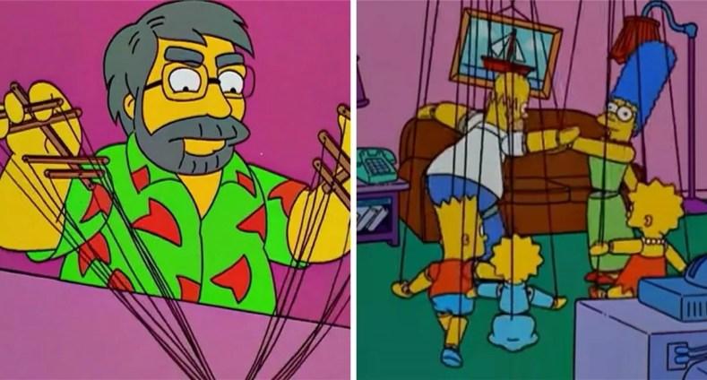 """couch gag 300x161 - Os Simpsons de """"A"""" À """"Z"""": Paródias De Filmes, Referências Ao Brasil E Curiosidades (Parte 9)"""