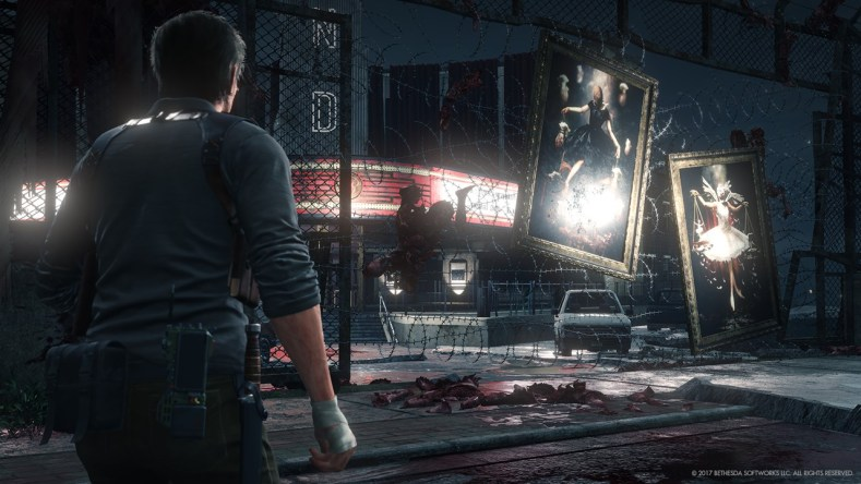 "the evil within 2 post - Sexta Feira 13 ""Jason""? Não, The Evil Within 2!"