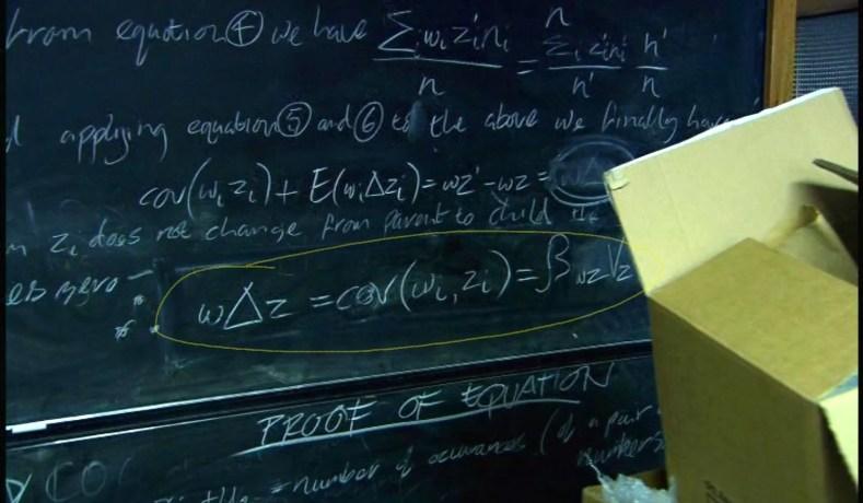 Spoiler Ao Molho Contexto: O Sacrifício Em Prol Do Outro Em WAZ – Matemática Da Morte
