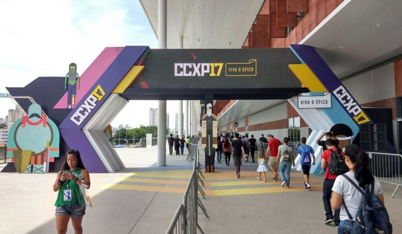 CCXP 2017: O Evento Mais Geek Do Ano!
