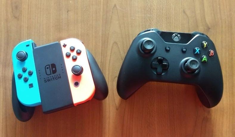 Xbox One E Nintendo Switch: Uma Combinação Que Mescla Diversas Possibilidades