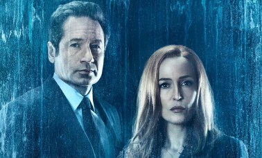 David Duchovny and Gillian Anderson in The X Files Season 11 - O Retorno De Arquivo X Em Sua 11ª Temporada