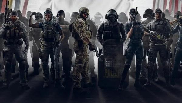 capa - Rainbow Six Siege: O eSport Em Outro Patamar