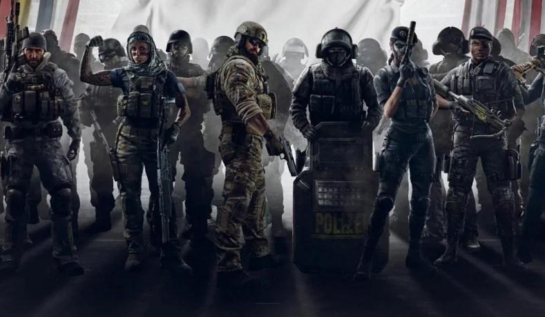 Rainbow Six Siege: O eSport Em Outro Patamar