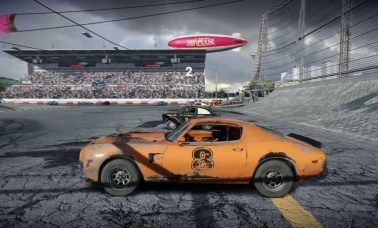 destruction derby pc capa - Destruction Derby, Um Gênero Esquecido