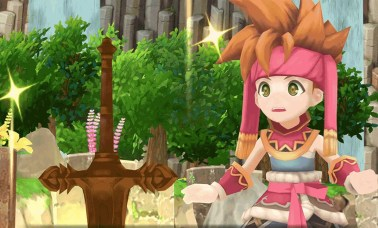 secret of mana remake capa - Secret Of Mana Remake: O Retorno Do Clássico